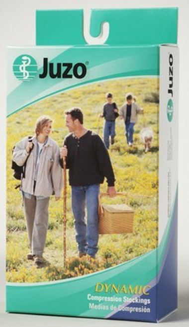 20-30 mmHg, Dynamic, Thigh, FF, Silicone by '), manufacturer (Merchant: 'Juzo' / Amazon: '